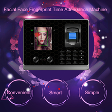 Eseye Biometric Time Attendance System Fingerprint Reader Face Access Control Clock  For Office Employees Device