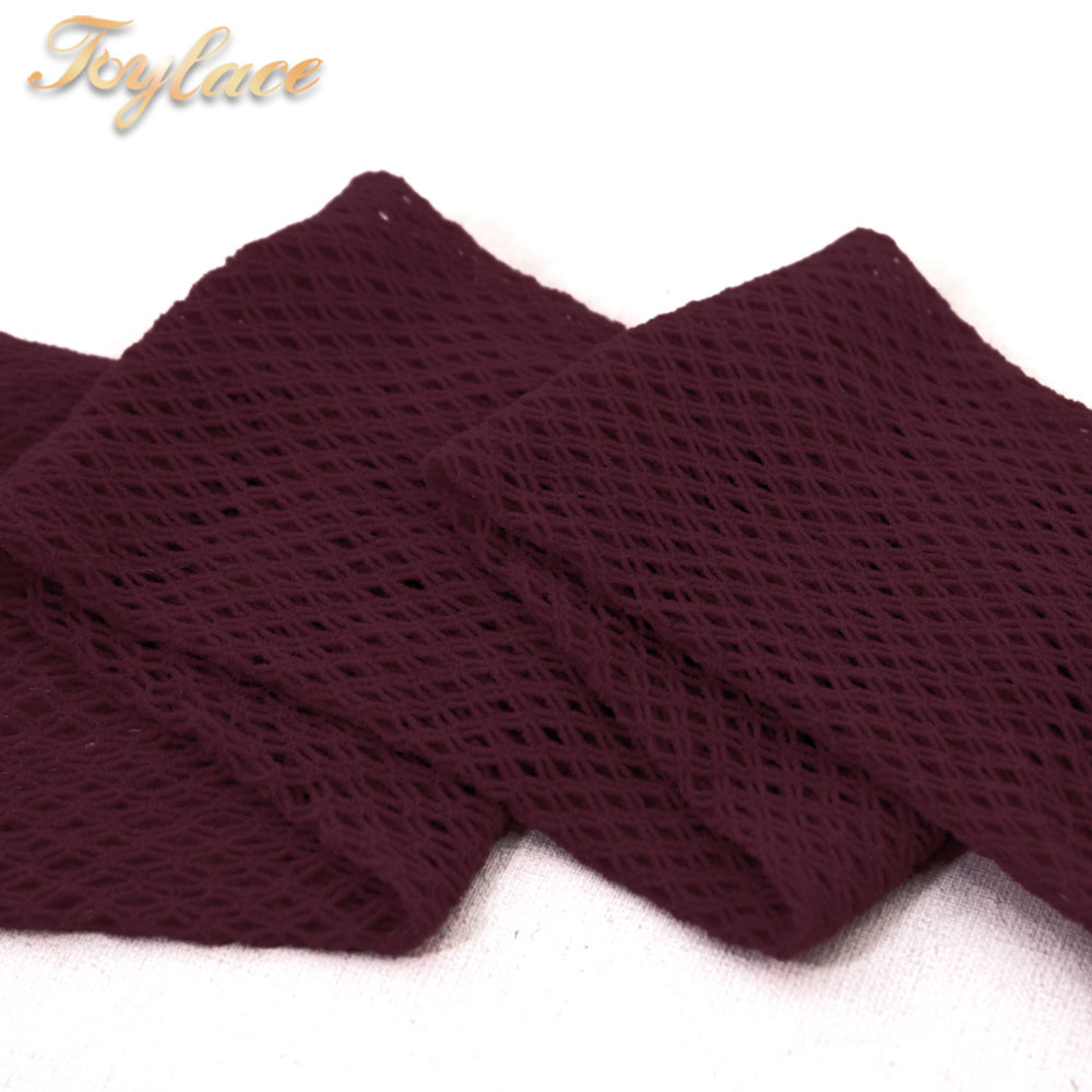4198e282057 Burgundy and red two colors Fishnet tights-in Tights from Underwear    Sleepwears on Aliexpress.com