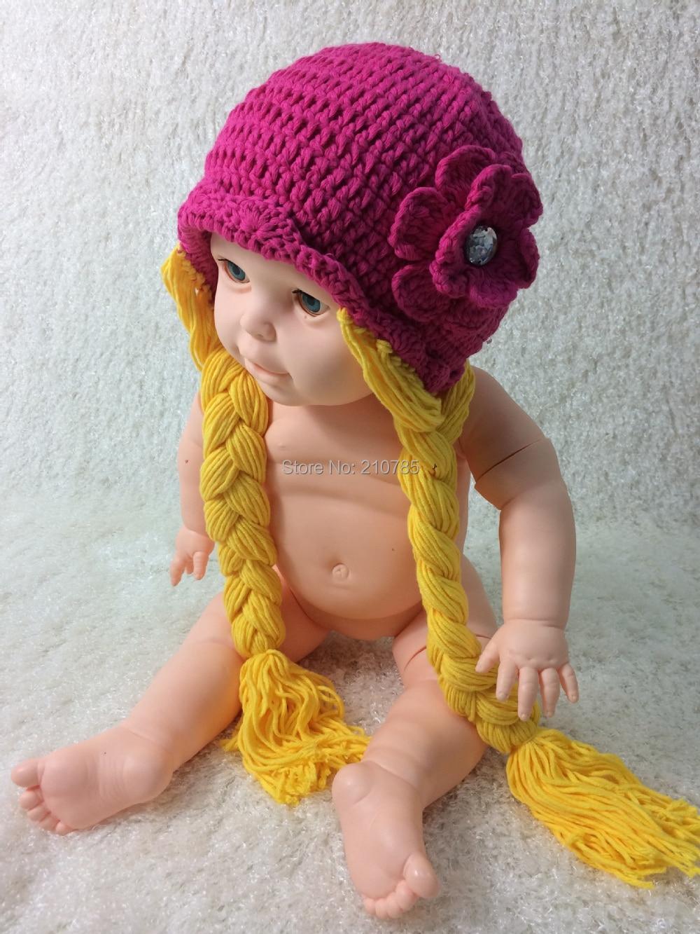 Cabbage Patch Hat Crochet Pattern Free Amazing Design