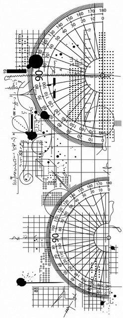 Sello de fondo transparente regla DIY álbum de recortes Tarjeta de papel artesanía silicona rodillo transparente sellos Z867