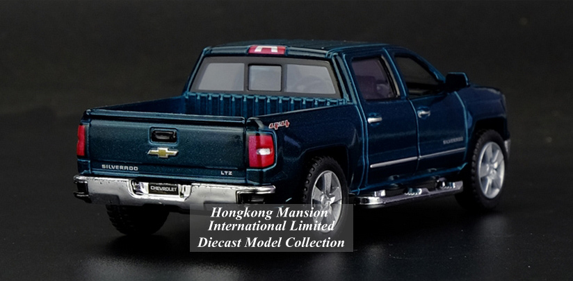 136 Car Model For Chevrolet SILVERADO Pickup (7)