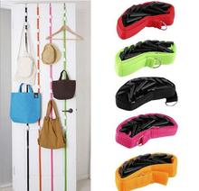 1PC New Hot Sale Door Back Baseball Cap Rack Hat Holder Rack Organizer  Storage Door Closet