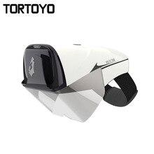 TORTOYO Смарт дополненной реальности ar Очки виртуальной реальности 2 к FHD частный кинотеатр игровой 3D фильм шлем для 4,0-5,7 дюймов телефон