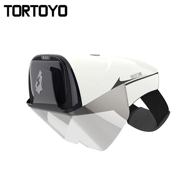 561a5293a83 TORTOYO Smart Augmented Reality AR Glasses Virtual Reality 2K FHD Private  Cinema Gaming 3D Film Helmet for 4.0-5.7 inch Phone