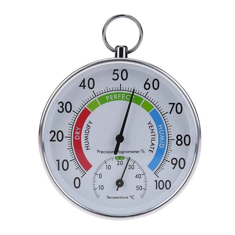 Бытовая метеостанция, барометр, термометр, гигрометр, настенный тестер, инструменты, измерительные приборы, принадлежности для рептилий с ц...