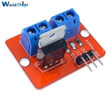 TOP MOSFET Taste IRF520 MOSFET Treiber Modul für Arduino ARM Für Raspberry pi