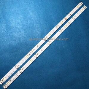 Image 3 - Led hintergrundbeleuchtung Lampe streifen Für TCL TV TCL L32F3303B YHA 4C LB320T YHL LVW320CSOT E227 32HR330M07A2