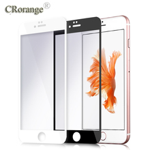 Full Screen Protection Tempered Glass For Apple iPhone 6 5s 6 Plus 7 Plus Screen Protector Film 9H Hardness Explosion Proof