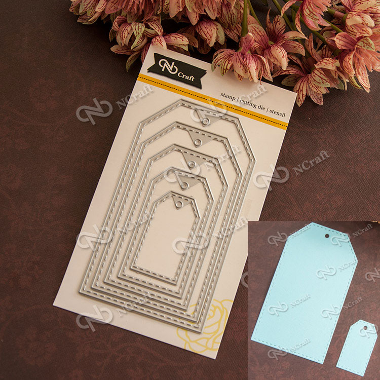 ncraft metal cutting dies n102 scrapbook paper craft