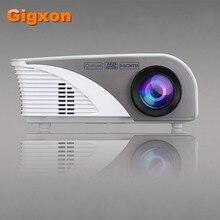 Gigxon-G8005A 1200lm LCD mini proyector del teatro casero del proyector para Android 360 grados flip