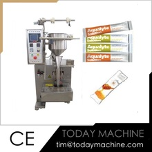 Automatic Juice Packaging Machine For Orange Juice Small Bag Seal Filling Packaging