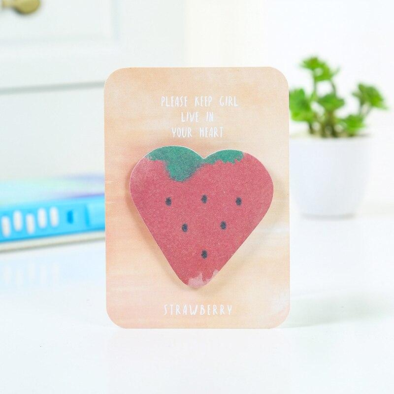 48 pcs/Lot Cloud Fruit Icecream memo pad Korean colorful paper sticker Sticker for planner Travel notes School supplies FM952