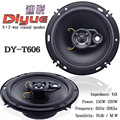 6 inches 2 way car coaxial speakers  Car horns T606  Special modified car stereo speakers  free shipping