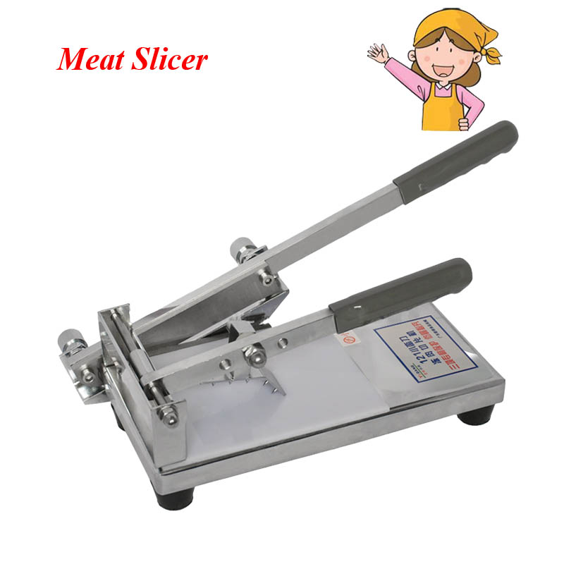 Food Processor Universal Vegetables Fruits Crush Slice Cutting Machine 121B stainless steel manual slice tomato fruits and vegetables more chopper slice cutting machine