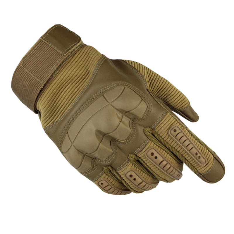 Image 3 - MAGCOMSEN Tactical Gloves Men Winter Military Special Forces Full Finger Gloves Antiskid Police Combat Gloves Mittens YWHX 022-in Men's Gloves from Apparel Accessories on AliExpress