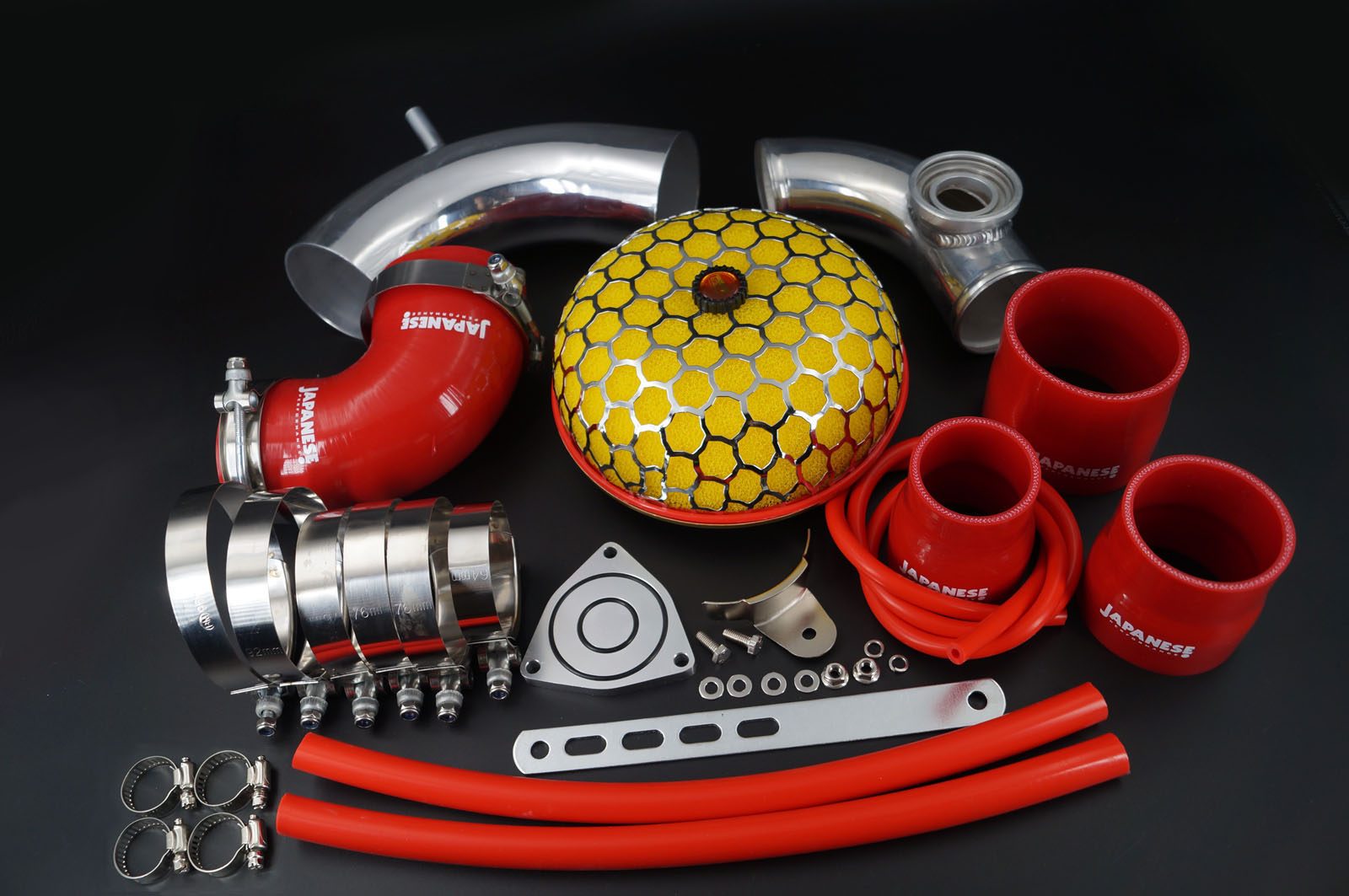 NEW SSQV/SQV/ BLOW OFF VALVE /BOV Turbo Pipe + Air Intake Pipe Kit FOR HYUNDAI GENESIS COUPE 2.0T