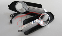 Car Styling Led Day Light For Buick Lacrosse 2010 2012 Bumper Grille Daytime Running Light DRL
