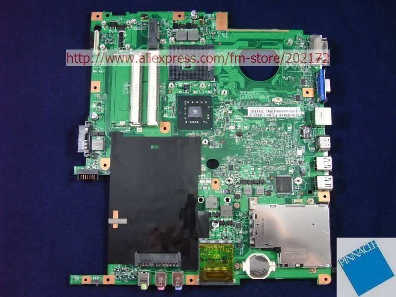 все цены на MBTRC01001 Motherboard for Gateway NS50 MB.TRC01.001 Homa MB 48.4Z401.01M онлайн