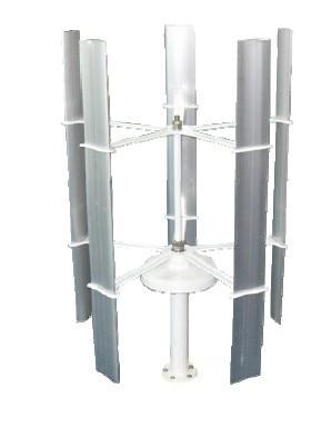 Max 75W vertical wind generator / 50W wind power system / wind turbine generator / vertical axis wind turbine