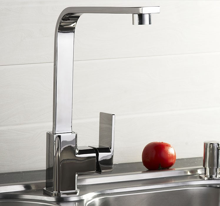 Dofaso luxury kitchen accessories for Vegetables wash kitchen faucet best tap for you square tube faucet