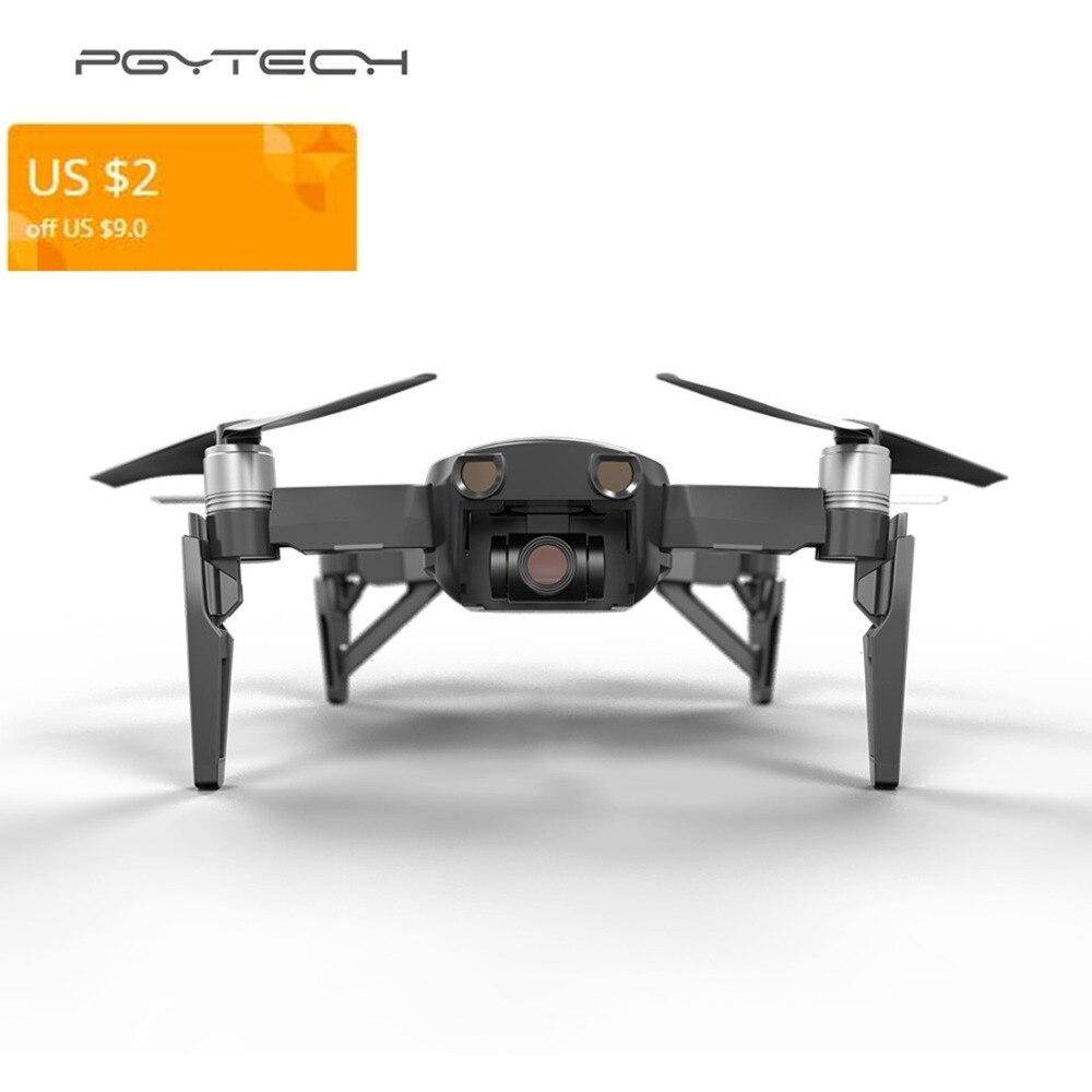 PGYTECH  Landing Gear 4Pcs Heightened Landing Gear Risers for DJI Mavic Air Drone Accessories
