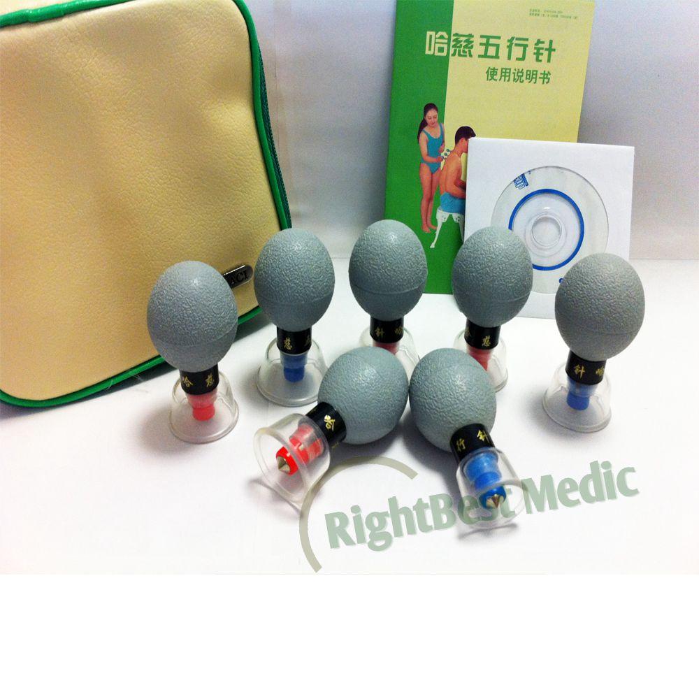 HACI 18 šalica Magnetna akupresura Magnetna usisna garnitura Kineska - Zdravstvena zaštita - Foto 5