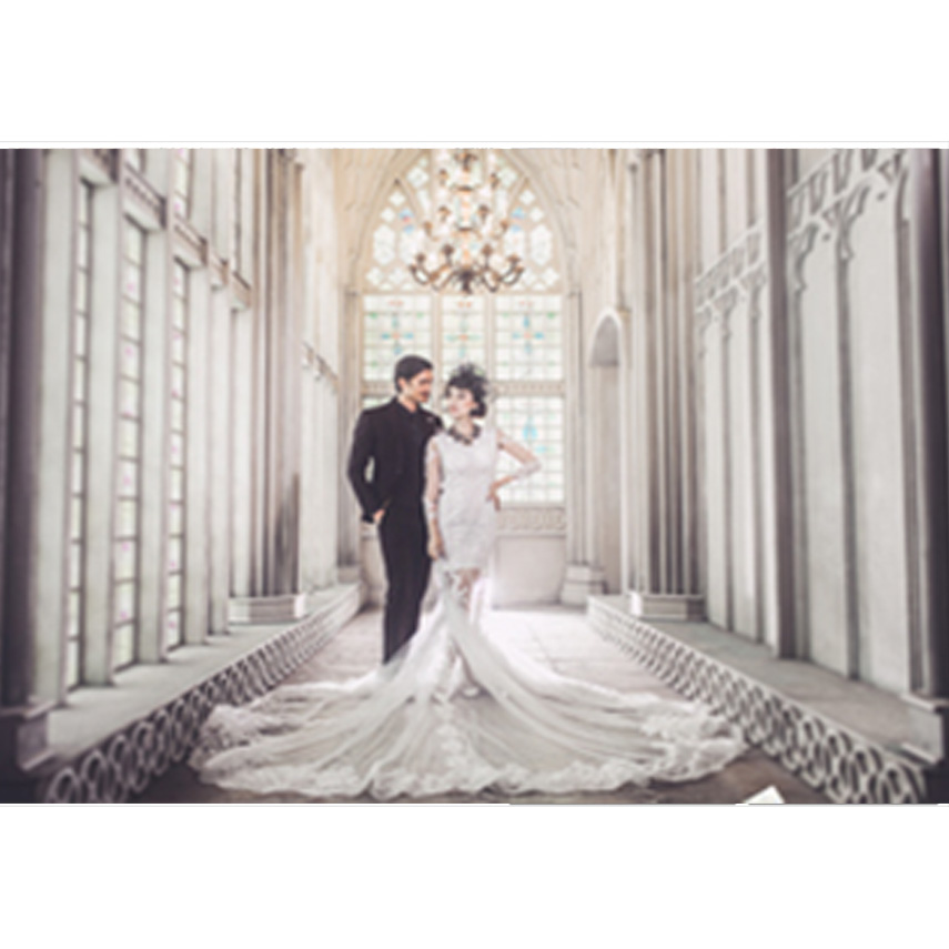 10x16ft Wedding Room Seamless Vinyl Photography Backdrops Computer Printed cm7174 Bright Window Background For Photo Studio 857 seamless nail wedding photo frame wall paintings hook the real invisible