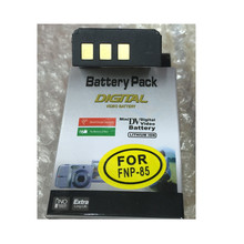 FNP85 Digital Camera Battery  CB-170 lithium batteries pack NP170 For ORDRO HDV-D325 D370 For SPEED HD230Z For fujifilm SL305