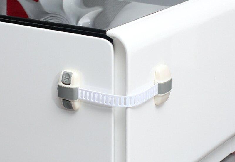 Kühlschrank Kindersicherung : 5 teile los kindersicherung multifunktionale einstellbare schublade
