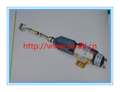 Fuel Shutdown Solenoid Valve SA-4813,D59-105-05 Construction Machinery, 24V,4PCS/LOT,Free shipping чехол для для мобильных телефонов brand new samsung galaxy s 3 i9300 s3 siii 9300 flip case for samsung galaxy s3 s 3 siii i9300