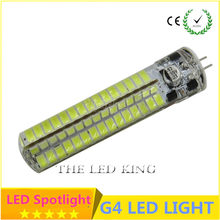 G4 LED Bulb Lamp High Power SMD2835 3014 AC DC 12V 220V White/Warm White Light 3W 9W 12W 15W 21W Replace 10w-80w free shipping(China)