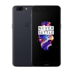 Новый мобильный телефон Oneplus 5 8 Гб оперативная память 128 Встроенная Snapdragon 835 Octa Core Смартфон тире зарядки Gooele play