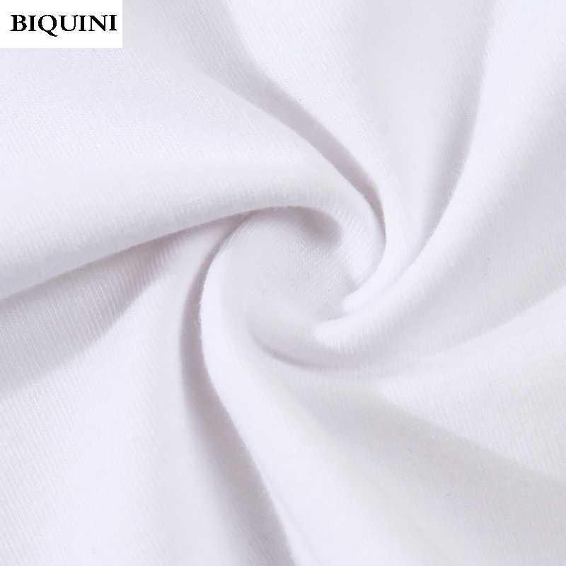 שחור ילדה קסם Poppin נשי חולצה מלכת מלנין הדפסת Harajuku היפ הופ רוק לבן חולצת טי קיץ T חולצת נשים Streetwear
