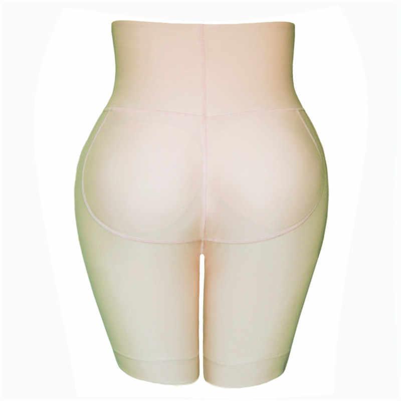 86b32aa3122 ... S 3XL Brazilian Butt lifter buttock padded panty Booty Lifter Boyshort  butt lift up underwear women ...