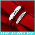 Simple anillos/anillos de plata/joyería de oem/por china oficina de correos