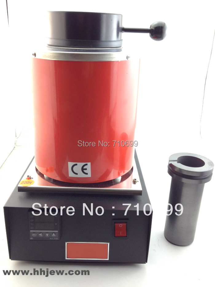 2KG Electric Melting Furnace, Electric burn out furnace, Jewelry Casting machinery for gold & silver