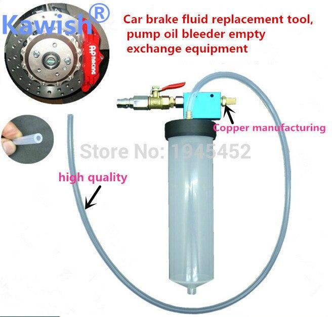 Big sale Kawish Auto font b Car b font Brake Fluid Oil Change Replacement Tool Pump
