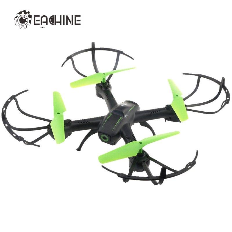 Eachine E31/E31HC/E31HW WIFI FPV Con 2MP/0.3MP Macchina Fotografica Altitudine Modalità Headless 2.4G 4CH 6 assi RC Quadcopter RTF Racing Drone