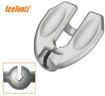 Fighter Icetoolz clé à rayons en acier inoxydable pour mamelons 3.45mm/0.136