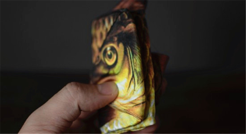Image 5 - Appearing Fish (28cm) Magic Tricks Fish Appearing From Card Case Magia Magician Stage Illusions Gimmick Prop Mentalism 2018 FISM-in Magic Tricks from Toys & Hobbies