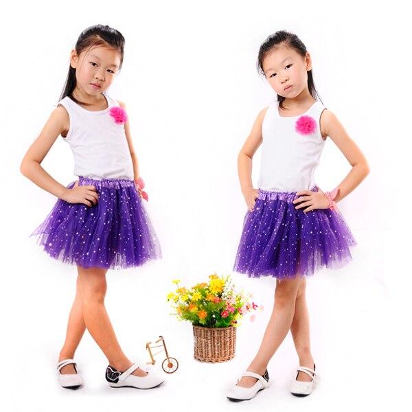 Newest Fashion Pettiskirt 2 8t Girls Baby Tutu Tulle Skirt Kids Glitter  Star Tutu Sequin Tutu Skirts Girls Skirts For Girls-in Skirts from Mother    Kids on ... d2d6648808ea