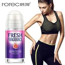 ROREC Body Antiperspirant Deodorant Natural Crystal Stick Antiperspirant Stick Anti Sweat Deodorant Underarm Removal for Women цена в Москве и Питере
