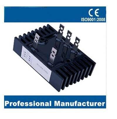 SQL100A Rectifier three phase diode bridge rectifier silicon rectifier generator rectifier 1200V 60*100MM