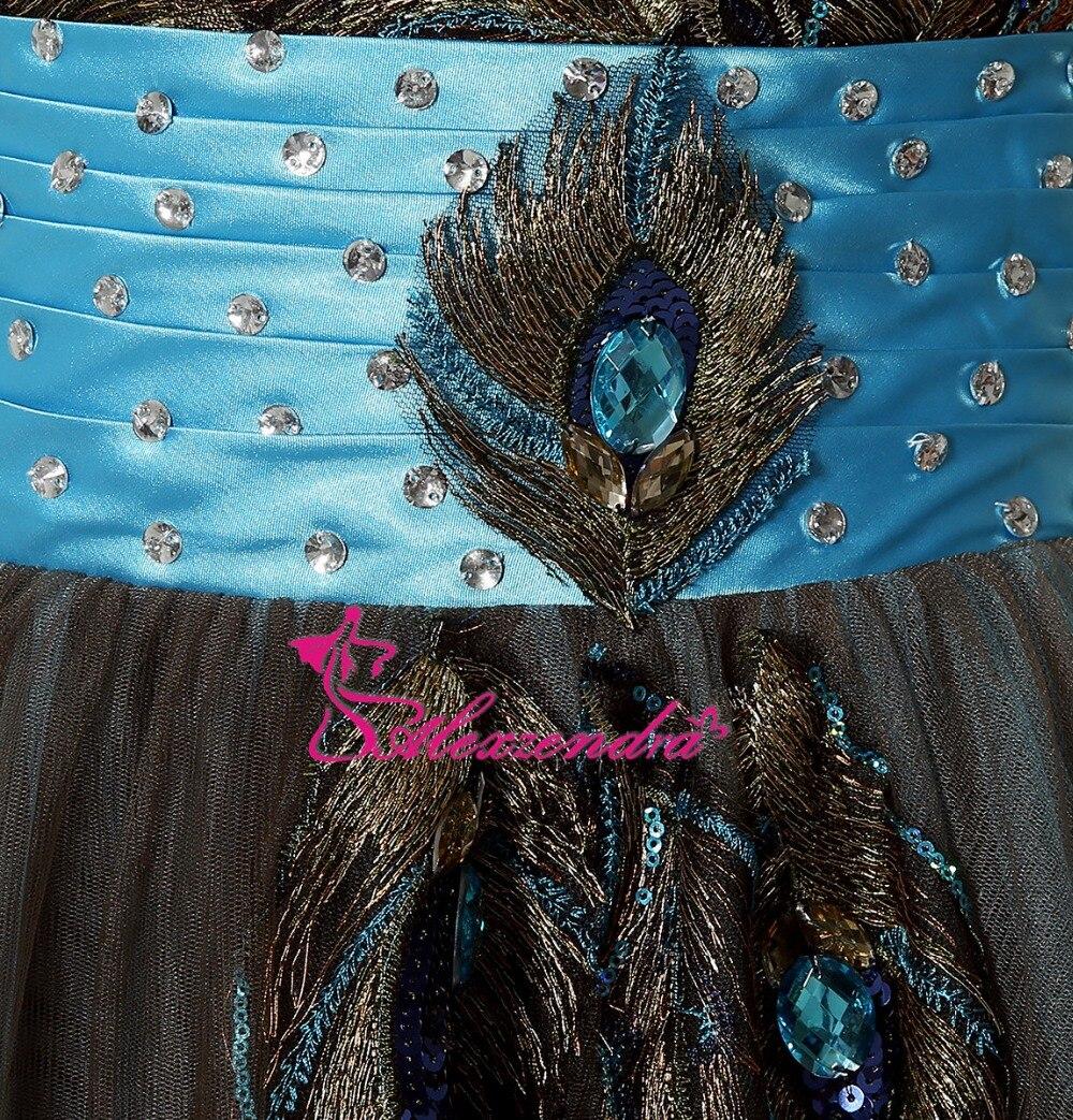 2PC Flower Embroidered Lace Trim Sewing Applique Dress Decor B106 25*12.5cm