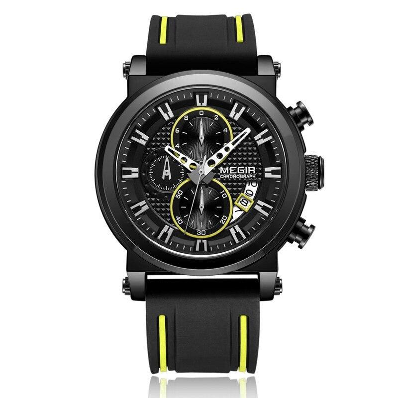 2019 montres de Sport militaire hommes chronomètre Date célèbre Quartz étanche montre-bracelet cadeaux horloge pour homme Relogio Masculino