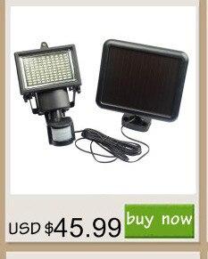 Design DEL Solaire mur Lampe Porche Oiseau projecteur lampe de terrasse rouille-couleurs