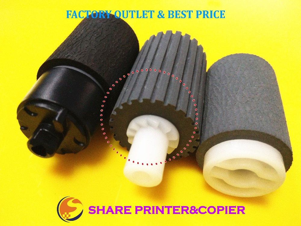 SHARE NEW DP470 ADF Pickup Roller Kit 2F909171 36211110 3BR07040 For KYOCERA FS6025 fs6030 fs6525 fs6530MFP FS-C8020 fsC8025MFP new original kyocera pulley feed adf 1 set of 3 for km 1620 2050 2550 3040 ta180 221 300i dp 410 dp 420 dp 670