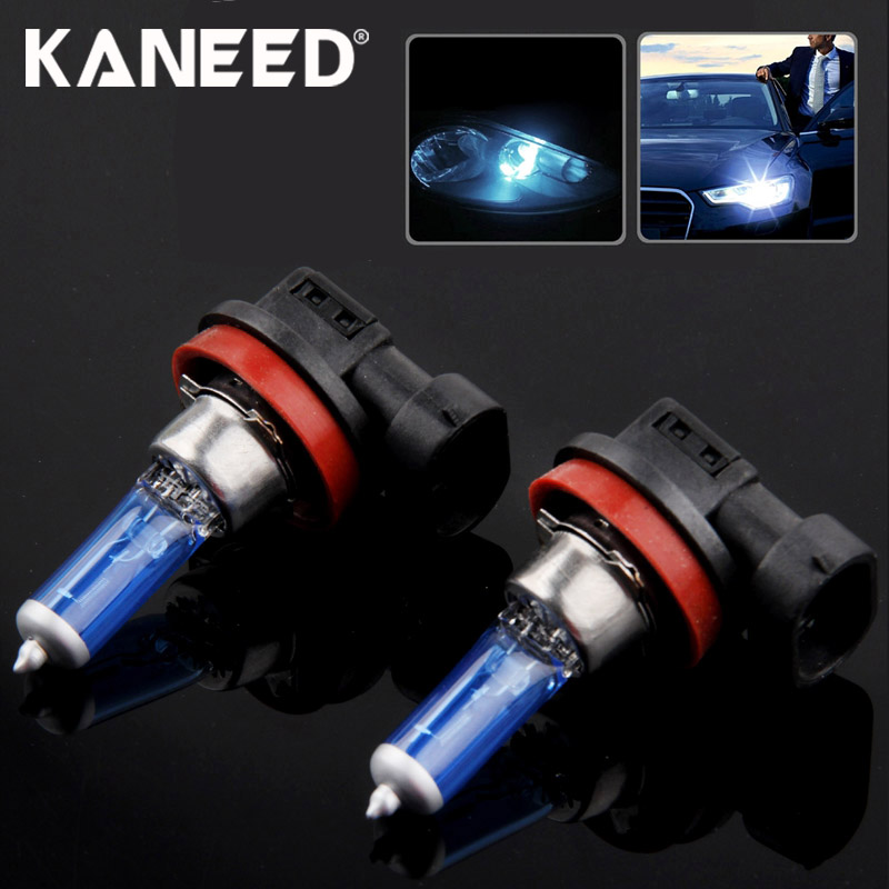 High Quality KOBO H11 Halogen Bulb Super White Car Headlight Bulb 12 V / 55W 5500K Price for Pair Auto Access 9005 blue film super bright car halogen bulb for headlight with high quality drop shipping