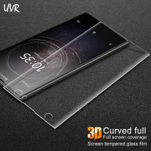 US $3.1 30% OFF|UVR For Sony Xperia XA2 3D Curved Full Coverage Tempered Glass for Sony XA2 Ultra Screen Protector Protective Film XA2 Ultra-in Phone Screen Protectors from Cellphones & Telecommunications on AliExpress