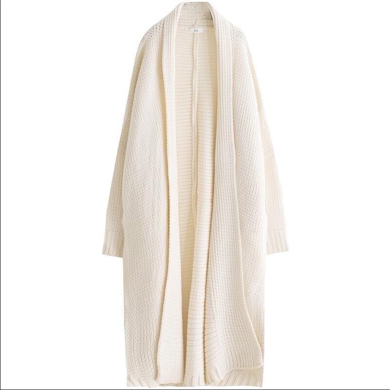 Grande Tops 2018 Sweater Twotwinstyle Longues Sweater Sweater Cardigan Vêtements Taille Femelle Chandail Manteaux Mode De Automne Sweater winered black Manches Tricoté Femmes gray Beige Casual WAxZAvUwq8